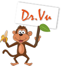 Vu monkey sign